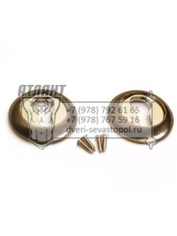 Накладка цилиндровая Apecs Premier DP-C-05-AB