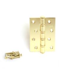 Петля Apecs 100*70-B4-Steel-золото