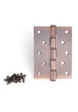 Петля Apecs 100*80-B4-Steel-цвет медь