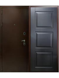 """Дверь Металлическая  """"3х контурная БЕЛЛА -венге"""" входные двери в дом"""