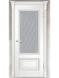 Добрый стиль Шпон Белла (эмаль белая) купить межкомнатные двери