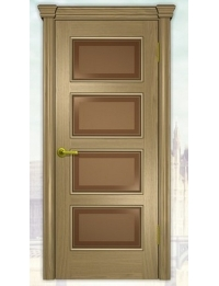 Добрый стиль Шпон Лондон (дуб светлый) — межкомнатные двери недорого
