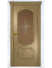 Добрый стиль Шпон Престиж (дуб светлый) — купить двери межкомнатные недорого