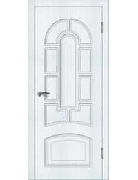 Доступные двери модель Аврора ПГ  ПВХ (сосна прованс)