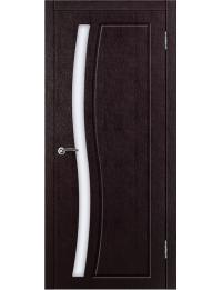 Эконом двери модель Симпл 1 (венге)