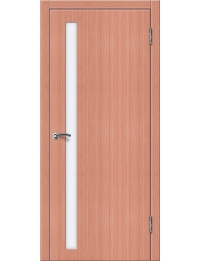 Эконом двери модель Симпл 3 (лен)