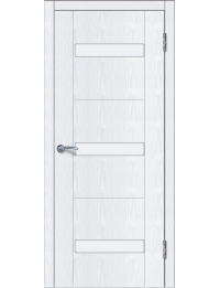 Эконом двери модель Симпл 4 (ясень)