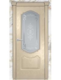 Добрый стиль Шпон Париж (слоновая кость) — купить межкомнатные двери в Севастополе, цены