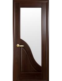 Межкомнатная дверь НС Амата венге сатин