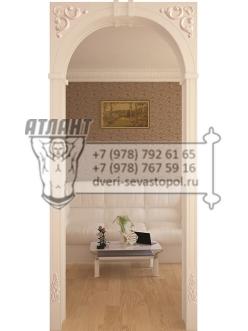 Арка Камелия —двери арка фото цена