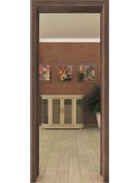 Арка Плаза шпон — арка входной двери