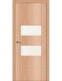 Доступные двери модель Cтиль 7 ПВХ (альпака)