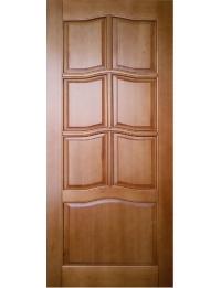 Массив модель Верона (орех светлый) ПГ —межкомнатные двери Севастополь (фото)