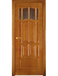 Массив модель Ампир (орех светлый) ДГВО — межкомнатные двери (официальный сайт каталог)