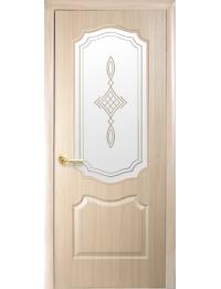 Межкомнатная дверь НС Вензель ясень
