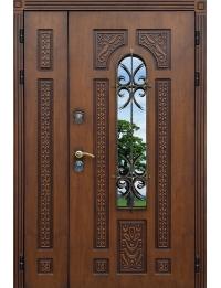 Дверь Входная Лацио двустворчатая ПОД ЗАКАЗ