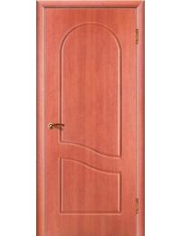 Доступные двери модель  Анастасия ПВХ ПГ (клен медовый) — межкомнатные двери от производителя