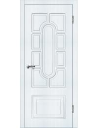 Доступные двери модель Венера ПГ ПВХ (сосна прованс)