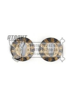Накладка цилиндровая Apecs DP-C-2402-AN