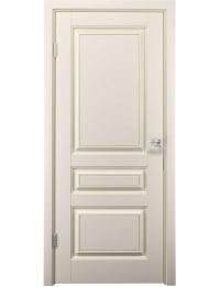 Межкомнатная дверь Альда экошпон цвет Крем (Soft Touch) глухое