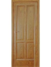 Анна натуральный шпон цвет вишня межкомнатная дверь