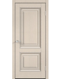 Межкомнатная дверь ALTO 7 ГЛУХОЕ ЭКОШПОН ЯСЕНЬ КАПУЧИНО SOFTTOUCH