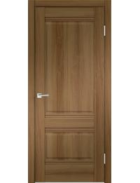 Межкомнатная дверь ALTO 2P ЭКОШПОН ОРЕХ ЗОЛОТОЙ