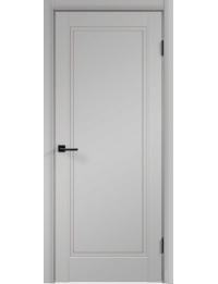 Межкомнатная дверь SCANDI 4 ЭМАЛЬ БЕЛАЯ БЕЗ СТЕКЛА 400ММ
