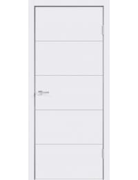 Межкомнатная дверь SCANDI F ЭМАЛЬ RAL9003 БЕЗ СТЕКЛА