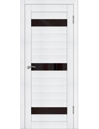 Доступные двери модель Квадро ПВХ (сосна прованс)